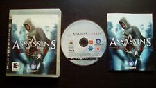 ASSASSIN'S CREED : JEU Sony PLAYSTATION 3 PS3 (UbiSoft COMPLET envoi suivi)