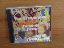 Those Sensational Swinging Sirens Of The Silver Screen : CD Album : VJC-1002-
