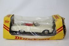 Dinky Toys #115, 1960's Plymouth Fury Convertible with Original Box
