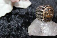 Silberring Männerring Ring Sterlingsilber 925 Handarbeit  55 (17,5 mm )