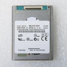 UPGRADE MK3008GAL MK6008GAH MK8010GAH TO 240GB MK2431GAH For IPOD VIDEO 5TH HDD
