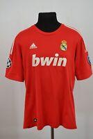 RARE Real Madrid Third football shirt 2011 - 2012 size L jersey soccer Adidas