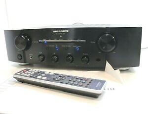 MARANTZ PM-KI PEARL LITE High End Audiophile Amplifier Manual & Remote PM7004