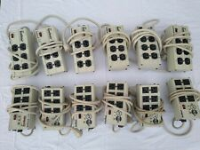 12 Piece Lot ISOBAR Tripp Lite TRIPPLITE Surge Protector Power Outlets