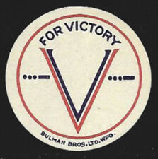 Canada - WWII V for Victory T4