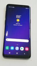Samsung Galaxy S9 - G960U- 64GB-Black- GSM  unlocked -ScrnBurn # 171OC