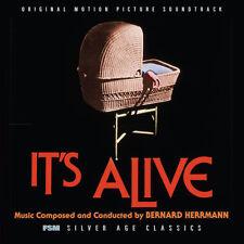 It's Alive - Complete Score - Limited 3000 - Bernard Herrmann