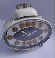 Vintage - Mechanical - Unique - Blessing - Single Bell - Alarm Clock - 50/60's