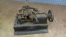 Vintage Antique Ilco Universal lathe