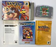 Nintendo 64 BANJO TOOIE N64 USA
