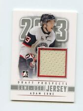 2013 ITG DRAFT PROSPECTS GAME-USED JERSEY #M-01 ADAM ERNE REMPARTS *64135