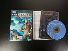 Freelancer PC Game Complete With Manual Good Condition