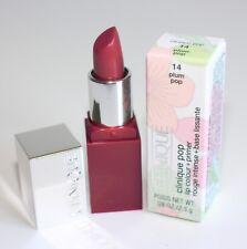 Clinique Pop Lip Colour and Primer 2.3g # 14 Plum Pop