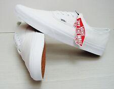 Vans Authentic Decon Premium Leather True White VN00018CEWB Men's Size 13