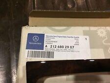 Genuine Mercedes E350 Console Trim Plate 2126802907