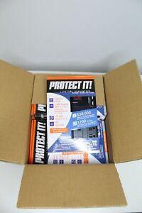 Lot of (10) Tripp Lite TLP88USBB Surge Suppressor/Protectors  - NEW, IN BOX