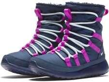 Girls Nike Roshe One HI (GS) 807758-407 Midnight Navy Brand New Size 5Y