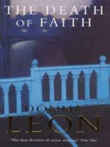 The Death of Faith by Leon, Donna