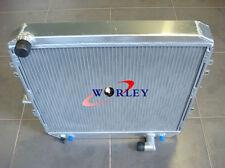 50mm Aluminum Radiator for TOYOTA SURF HILUX 2.4 2.0 LN130