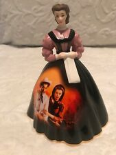 Bradford Editions, Gone With The Wind Porcelain The Hospital Dress