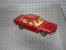BMW 3.0 CSI #235 Rouge - Majorette - France - Miniature Vintage 1:60