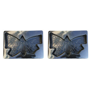 2pc Stepping Stone Mold Concrete Cement Mould ABS Butterfly Shape Mould