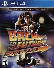 Back to the Future:The Game 30th Anniversary Edition (Sony Playstation 4)
