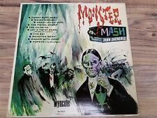 John Zacherle Monster Mash Stereo Wyncote SW-9050 Vinyl Record LP. NM #2