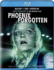NEW BLU RAY + DVD- PHOENIX FORGOTTEN - SHOCKING -  Ridley Scott.
