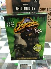 Monsterpocalypse Now Unit Booster - Monsterpocalypse - NIB - Free Shipping