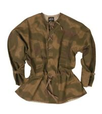 WWII German Army Wehrmacht Tan & Water Camo Smock Size II 42/44in WW2 Repro  NEW