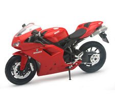 Ducati 1198 1:12 Sport Bike Replica Model by New Ray 57143a