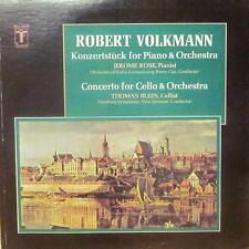 Volkmann(Vinyl LP)Konzertstuck For Piano & Orchestra-Turnabout-TV-S 34576-USA-VG