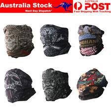 Motorcycle Face Mask Outdoor Sport Face Cover UV Protection Bandana Face Shield