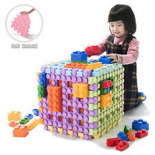UniPlay Waffle Play Soft Building Blocks for Ages 3 Months & Up Kids