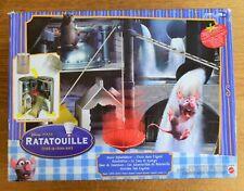 Disney Pixar Ratatouille Sewer Splashdown Playset