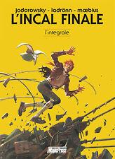 L'INCAL FINALE: L'INTEGRALE EDIZIONE MAGIC PRESS DI JODOWROSKY
