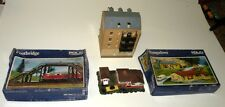 AS IS Pola ALS DELI building and  Bachmann  7207 modern ranch house + accesories