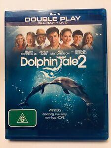 Dolphin Tale 2 BLU RAY