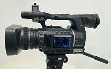 Panasonic AG-AC130 PAL AVCCAM HD Handheld Camcorder, Professional Photo full set