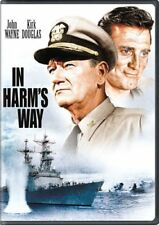 In Harms Way - John Wayne, Kirk Douglas - New