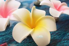 Gelb Plumeria Blume 3D PVC Kühlschrankmagnete Fridge Magnet