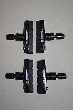 Tektro Cantilever Cyclocross V-Brakes Brake Pads - Black