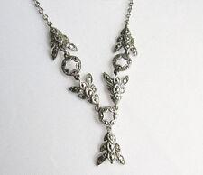 Marcasite Necklace Necklace/Choker Art Deco Fine Jewellery