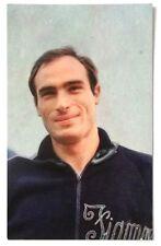 Cartolina Piccola Atletica Leggera - Pasquale Giannattasio Campione Europeo
