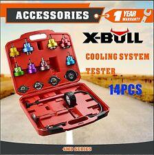 X-BULL Universal Cooling System Radiator Pressure Tester Gasket Test Kit