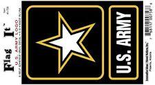 U.S. Army Logo - Vinyl Decal Sticker 3.5''x 5''