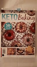 Keto Baking Magazine - make delicious treats at home that will keep you on track