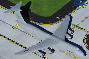 USAF Lockheed C-5M 85-0007 Dover AFB Gemini Jets GMUSA094 Scale 1:400