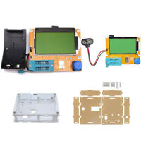 Mega328 LCR-T4 Digital Transistor Tester Diode Triode Capacitance MOS/NPN/LC/PNP